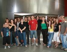 Επίσκεψη στη «Θόλο» του Ιδρύματος Μείζονος Ελληνισμού