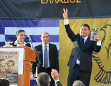 Δείτε την ομιλία του αντιπρόεδρου της αρμενικής Βουλής στην πλατεία Συντάγματος