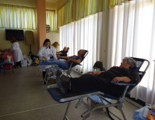 62 φιάλες αίματος στην 10η αιμοδοσία της Ε.Πο.Ν.Α