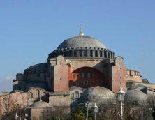 Αγία Σοφία:Το μέγα Μοναστήρι
