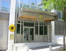 Επιστολή προς την Πρεσβεία της Ομοσπονδιακής Δημοκρατίας της Γερμανίας για την Αναγνώριση Γενοκτονιών από την Ομοσπονδιακή Βουλή της Γερμανίας
