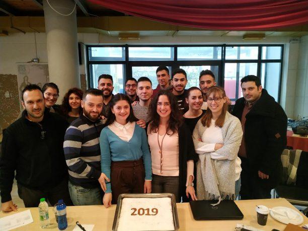 Γενική Συνέλευση και Κοπή Βασιλόπιτας 2019