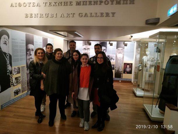 Επίσκεψη στο Εβραϊκό Μουσείο Ελλάδος