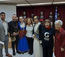 Παρουσίαση για την Γενοκτονία στην Εταιρία Ελλήνων Λογοτεχνών
