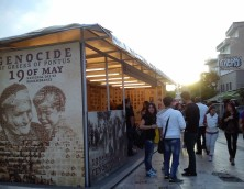 11 – 19 Μαΐου 2014: Εκθεσιακά Περίπτερα στην Πλατεία Περσεφόνης (Γκάζι)