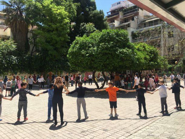 Ενημέρωση μαθητών 23ου Δημοτικού Σχολείου Αθηνών