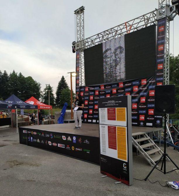 Ενημέρωση για την Γενοκτονία των Ελλήνων του Πόντου στο Zagori Mountain Running
