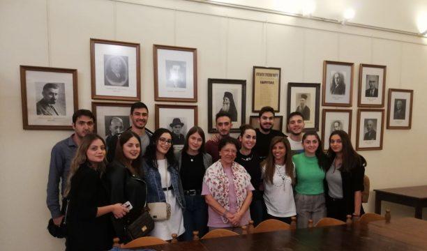 Δεύτερη επίσκεψη στο Μουσείο Ποντιακού Ελληνισμού της Επιτροπής Ποντιακών Μελετών